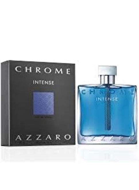 Azzaro Chrome intense Edt 100Ml Erkek Parfüm Renksiz